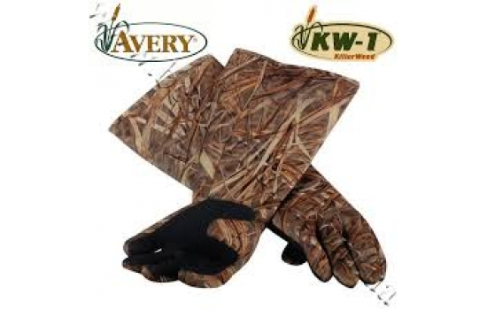 Gauntlet Gloves Avery